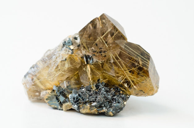 Crystals within crystals